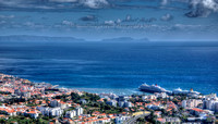 Funchal and Desertas Islands
